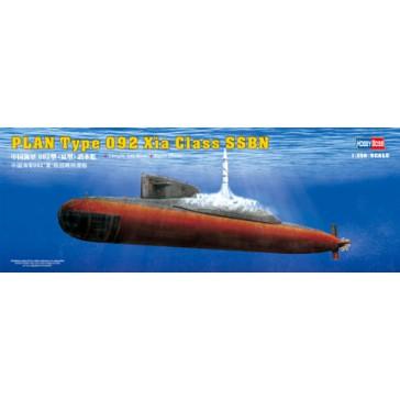 PLAN 092 Xia Class Sub. 1/350