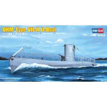 DKM Navy VII-A U-Boat 1/350