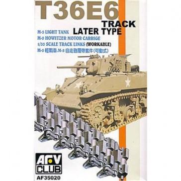 Tracks M3/M5 Metal 1/35