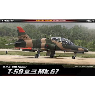 (12236) ROK AIR FORCE T-59 1/48