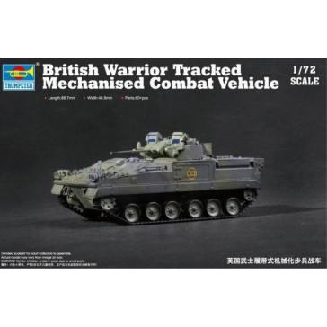 Brit.Warr. Tracked Combat Veh. 1/72