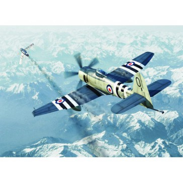 Hawker Sea Fury FB11 1/72
