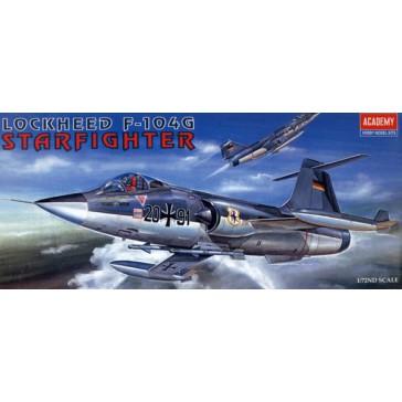 (1619) LOCK.F-104G STARFIGHTER 1/72