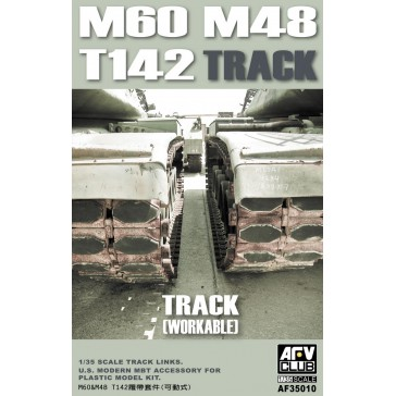 M48/60 Tracks (T142) 1/35