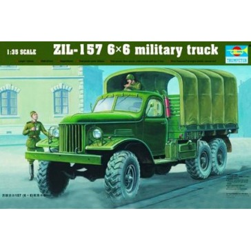 ZIL157 Army Truck 1/35