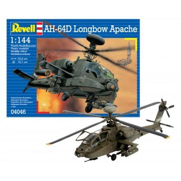 AH-64D Longbow Apache 1:144