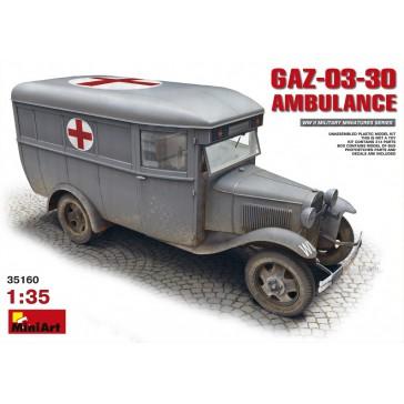 GAZ-03-30 Ambulance 1/35