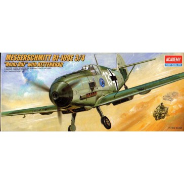 BF-109E & KETTENKRAD 1/72