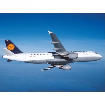 DISC.. Airbus A320 Lufthansa 1:144