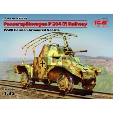 Panzerspohwagen P 204 (f) Rail.1/35