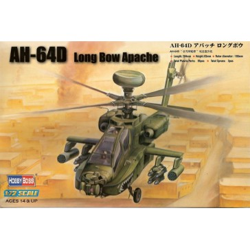 "AH-64D ""Long Bow Apache"" 1/72"