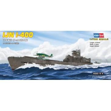 Japanese I400 class Submarine 1/700