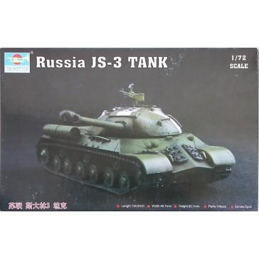 Russia JS-3 Tank 1/72