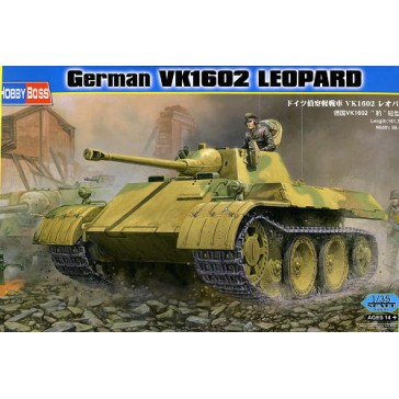 German VK1602 LEOPARD 1/35