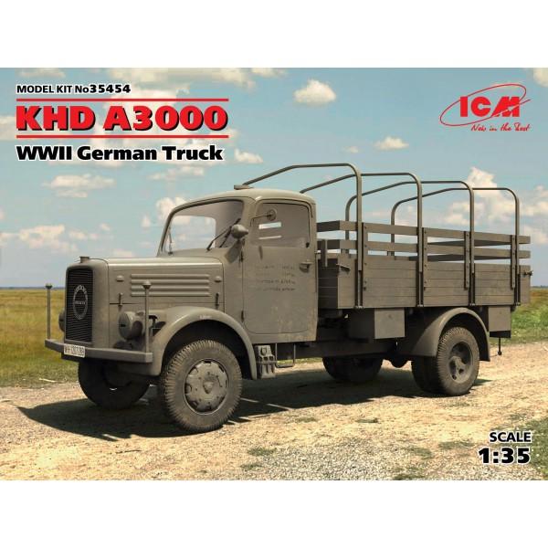 KHD A3000  WWII German Truck 1/35