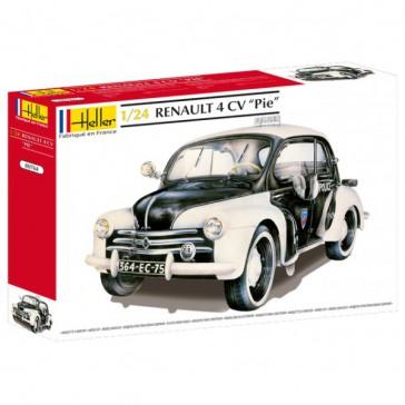 Renault 4 Cv Pie 1/24