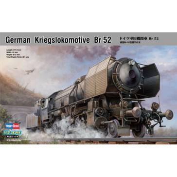 German Kriegslokomotive BR-52 1/72