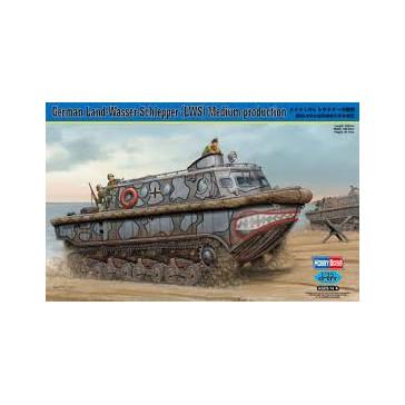 German Land-Wasser-Schlepper 1/35