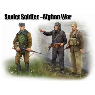 Soviet Soldier Afghan War 1/35