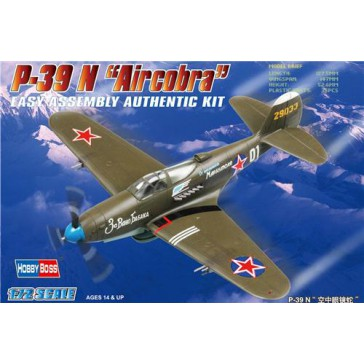 American P-39 N 'Aircacobra' 1/72