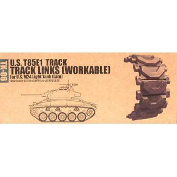 US T85E1 Rub. Track 1/35