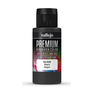 Premium RC acrylic color (60ml) - Dark
