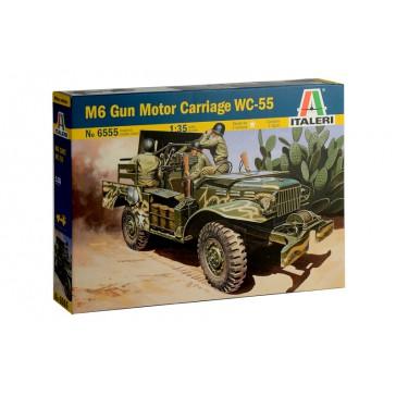 37 MM GUN MOTOR CARRIAGE M6 1:35