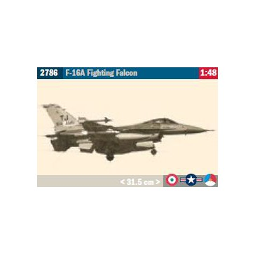 F-16A FIGHTING FALCON 1:48 *
