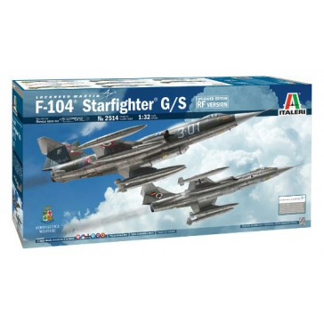 F-104G RECCE UPGRADED POD ORPHEUS 1:32