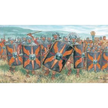 ROMAN INFANTRY (CESAR'S WARS) 1:72