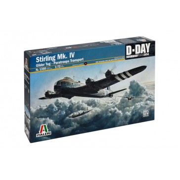 STIRLING MK.IV GLIDERTUG / PAR.TRANSP. 1:72
