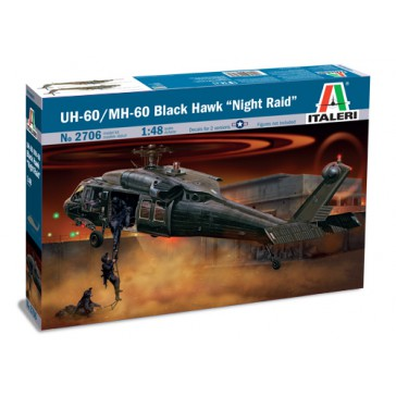 UH60/MH60 NIGHT RAID 1:48