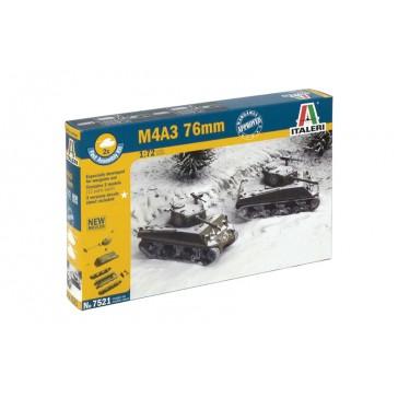 M4A3 76MM 1:72