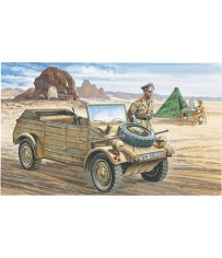 VW TYP 82 KUBELWAGEN 1:35