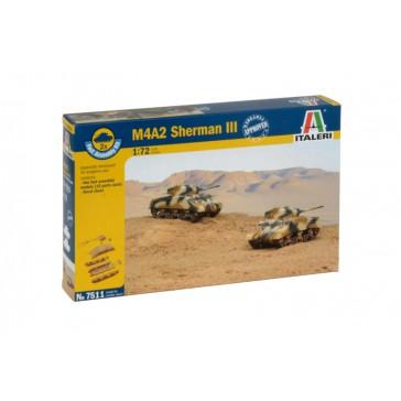 M4A2 SHERMAN III 1:72