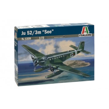 JU 52/3M SEE 1:72