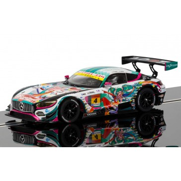 MERCEDES AMG GT3, GOODSMILE RACING, 2016