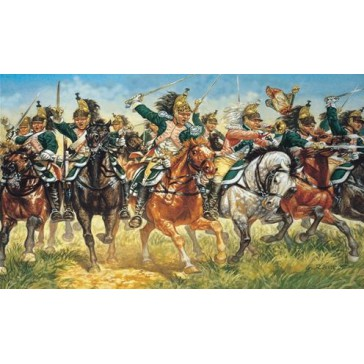 FRENCH DRAGOONS 1:72