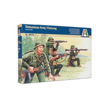 VIETNAM WAR VIETNAMESE ARMY 1:72