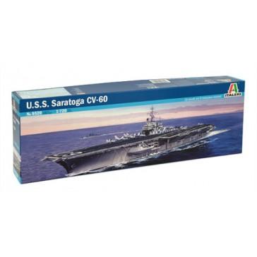 U.S.S. SARATOGA CV60 1:720