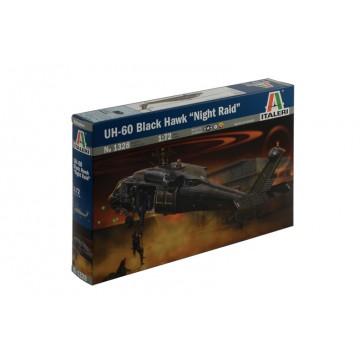 UH60/MH60 BLACK HAWK NIGHT RAID 1:72