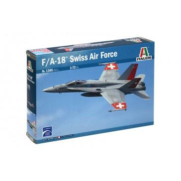 F/A 18 SWISS AIR FORCE 1:72