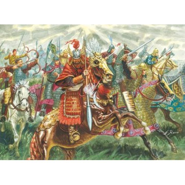 CHINESE CAVALRY (XIIITH CENTURY) 1:72