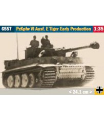 PZKPFW VI AUSF.E TIGER EARLY PROD. 1:35 *