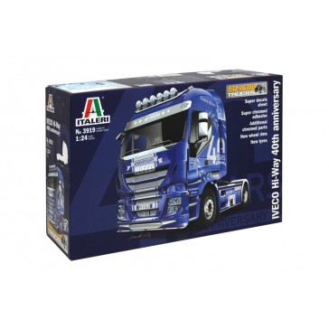 IVECO HIWAY 40TH ANNIVERSARY 1:24