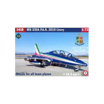 MB 339A P.A.N. 2018 1:72 *