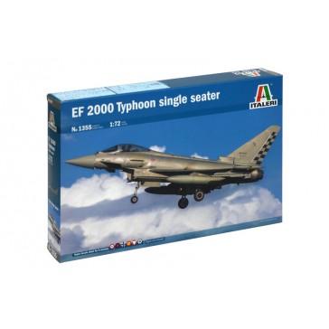 EF2000 TYPHOON SINGLE SEATER 1:72