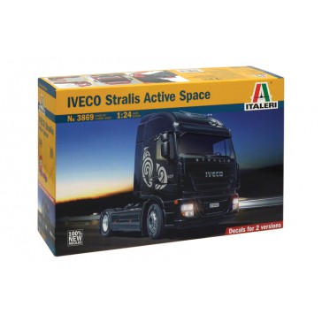 IVECO STRALIS ACTIVE SPACE 1:24