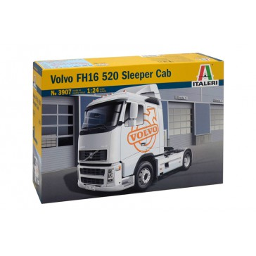 VOLVO FH16 520 SLEEPER CAB 1:24