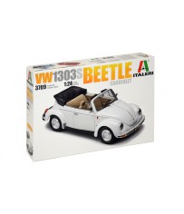 DISC.. VW 1303S BEETLE CABRIOLET 1:24